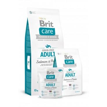 Корм для собак Brit Care GF Adult Salmon and Potato
