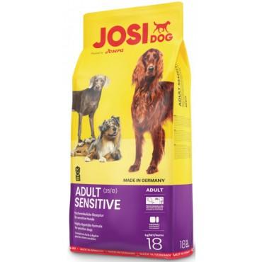 Корм для собак с чувствительным пищеварением Josera JosiDog Adult Sensitive (25/13)
