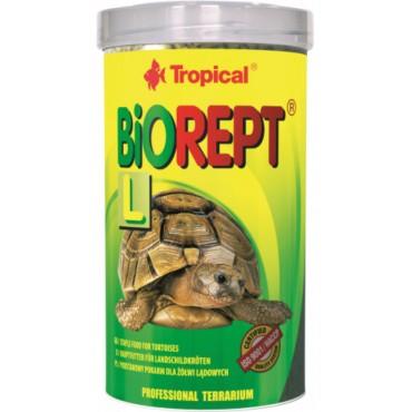 Корм для сухопутных черепах Tropical Biorept L