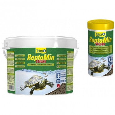 Корм для водных черепах Tetra ReptoMin
