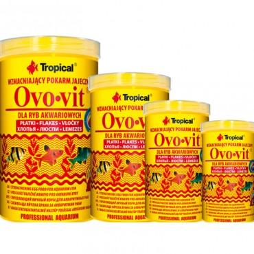 Корм для всех аквариумных рыб Tropical Ovo-vit