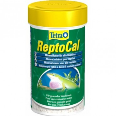 Корм-порошок для рептилий Tetra ReptoCal 100 мл (780255)
