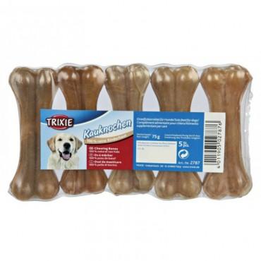 Кость прессованная для собак Trixie, 8 см, 20 гр, 5 шт (2787)