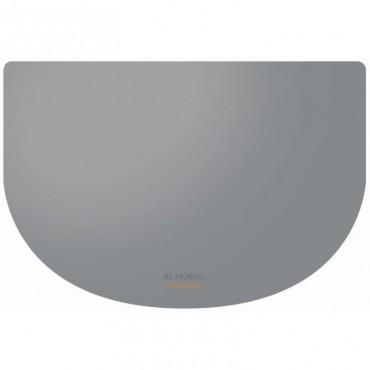 Коврик под миски собак и кошек Trixie BE NORDIC 40×30 cм, серый (24359)