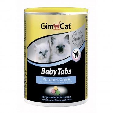 Лакомство для котят GimCat Baby Tabs 85 г/240 шт (ассорти) (G-409818)