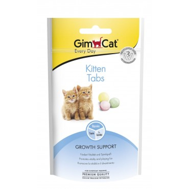 Лакомство для котят GimCat Every Day Kitten 40 г (ассорти) (G-426174)