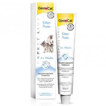 Лакомство для котят GimCat Expert Line, Kitten Paste 50 г (мультивитамин) (G-406787)