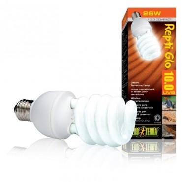 Лампа для террариума Exo Terra Repti Glo Compact 10.0