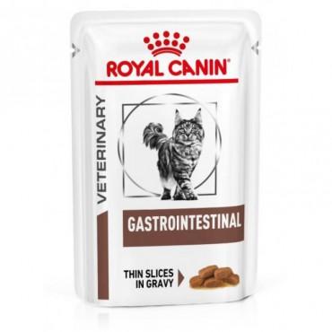 Лечебные консервы для кошек Royal Canin GASTRO-INTESTINAL CAT Pouches 0,085 кг
