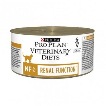 Лечебные консервы для кошек с почечной недостаточностью Purina Veterinary Diets NF 195 гр