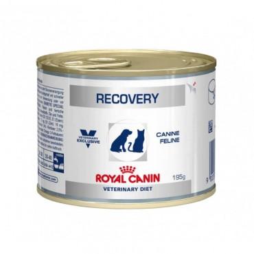 Лечебные консервы для собак и котов Royal Canin RECOVERY, 195 гр