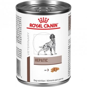 Лечебные консервы для собак Royal Canin HEPATIC DOG Cans 0,42 кг