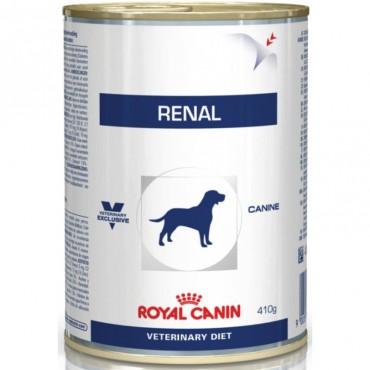 Лечебные консервы для собак Royal Canin RENAL CANINE Cans 0,41 кг