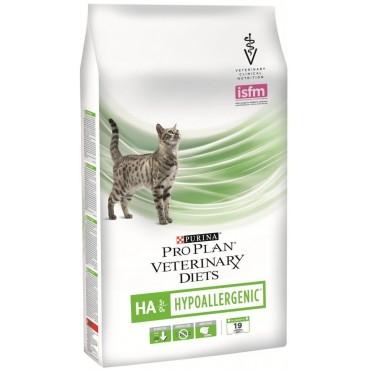 Лечебный сухой корм для кошек при пищевой аллергии Purina Veterinary Diets HA