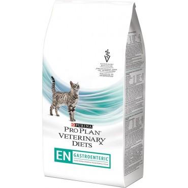 Лечебный сухой корм для кошек с заболеваниями ЖКТ Purina Pro Plan Veterinary Diets EN