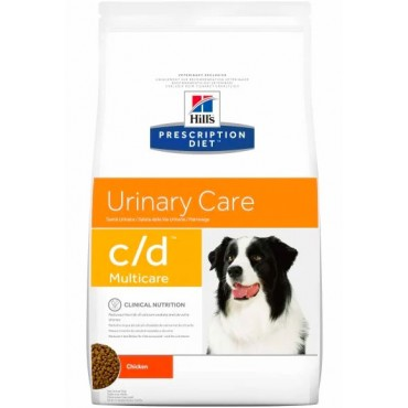 Лечебный сухой корм для собак Hill's Prescription Diet Canine C/D