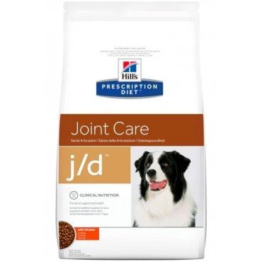 Лечебный сухой корм для собак Hill's Prescription Diet Canine J/D