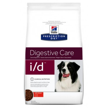 Лечебный сухой корм для собак при заболеваниях ЖКТ Hill's PD Canine i/d Digestive Care