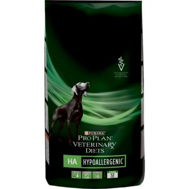 Лечебный сухой корм для собак с аллергией Purina Veterinary Diets HA 3 кг