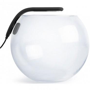 LED-светильник для аквариума Collar AquaLighter Pico Soft на магните, черный (87651)