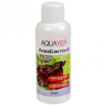 Лекарство для аквариумных рыб Aquayer АкваБактол