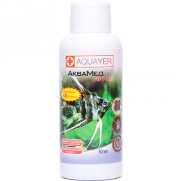 Лекарство для аквариумных рыб Aquayer Аквамед