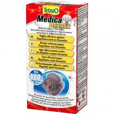 Лекарство для рыб с дырочной болезнью Tetra Medica HEXA-ex 20 мл (204690)