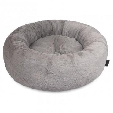 Лежак для кошек и собак Pet Fashion SOFT серый (PR241789)