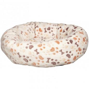 Лежак для собак Trixie Lingo лапка/косточка