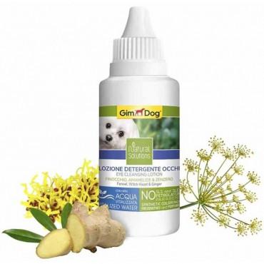 Лосьон для очистки глаз собак GimDog Natural Solutions, 50 мл (G-2.504841)
