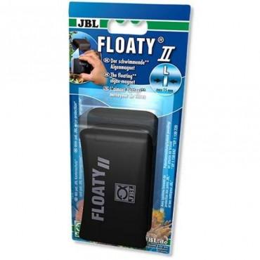 Магнитный скребок для аквариумного стекла JBL FLOATY 2L (61378)