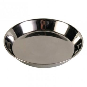 Миска металлическая для котов Trixie 0,2 л/13 см (2468)
