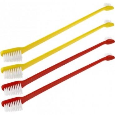 Набор зубных щеток для собак Trixie, 4 шт (2558)