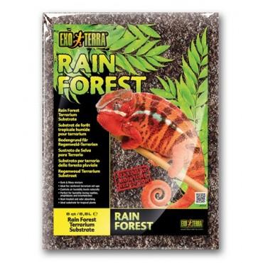 Наполнитель для террариума Exo Terra Rain Forest 8,8 л (смешанный субстрат) (PT3117)