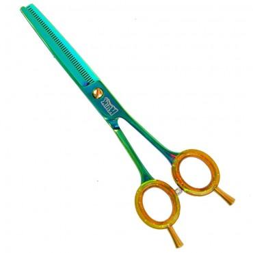 Ножницы для груминга собак и кошек Power Working Hulk филировочные 16,51см (HU4446Т)