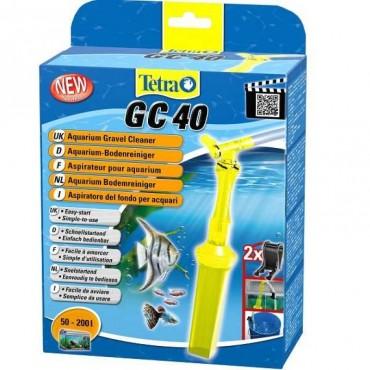 Очиститель грунта для аквариума Tetratec GC40 (762329)