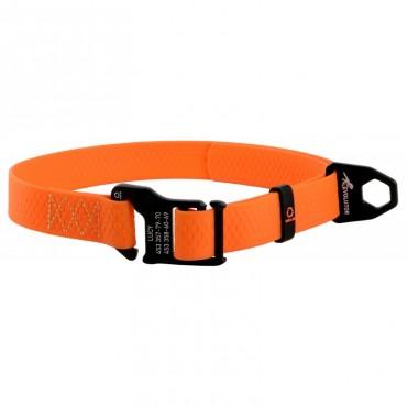Ошейник для собак Collar Evolutor, оранжевый (25-70 см) (42434)