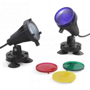 Освещение для пруда/фонтана Jebo Sonic 983 2х20 Вт