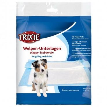 Пеленки для собак Trixie 40х60 см, 7 шт (23411)