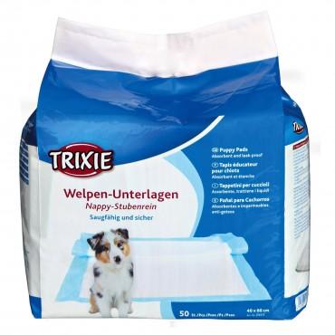 Пеленки для собак Trixie 40х60 см, 50 шт (23417)