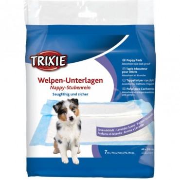 Пеленки для собак Trixie с запахом лаванды, 7 шт, 60х40 см (23371)