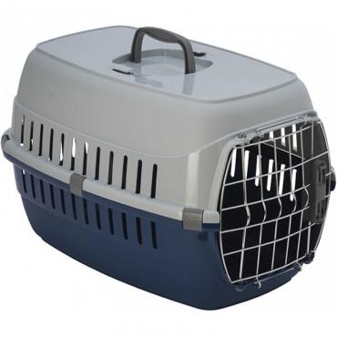 Переноска для собак и кошек Moderna Road Runner 2 с замком IATA черничная 58х35х37 см (T203331)