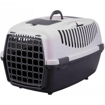 Переноска для собак и кошек Trixie Capri серая до 12 кг (39831)