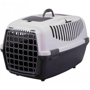 Переноска для собак и кошек Trixie Capri серая до 8 кг (39821)