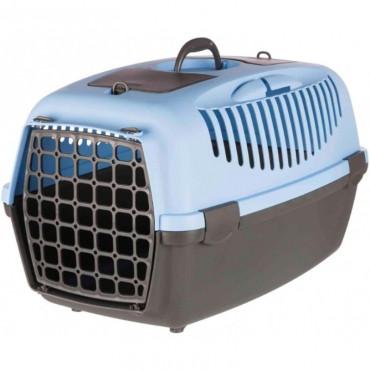 Переноска для собак и кошек Trixie Capri синяя до 12 кг (39832)