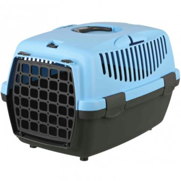 Переноска для собак и кошек Trixie Capri синяя до 6 кг (39812)