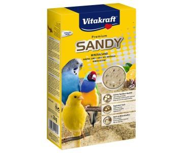 Песок для птиц Vitakraft Sandy Mineralsand 2 кг (11003)