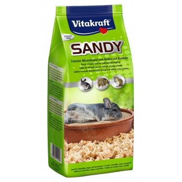 Песок для шиншилл Vitakraft Sandy 1 кг (15010)