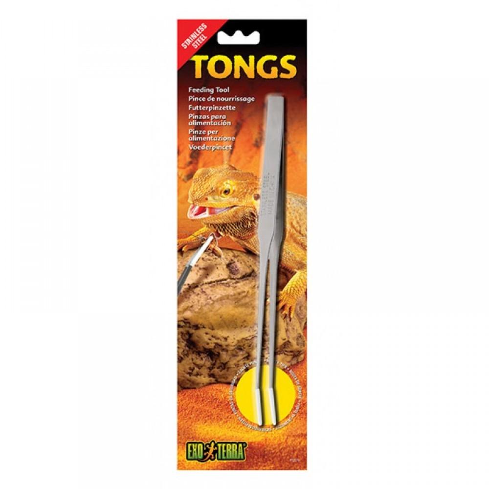 Пинцет для кормления рептилий Exo Terra Feeding Tool (PT2075)