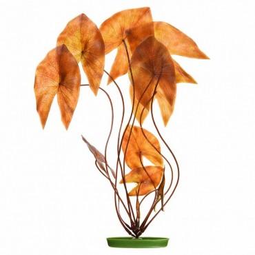 Пластиковое растение для аквариума Jungle Dwarf lily, 38 см (PP1508)